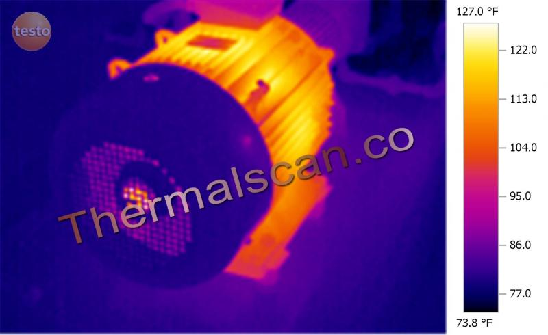 electric thermal scan